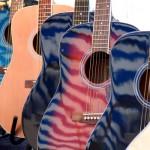 Bunte-Gitarren